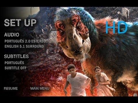 Ilha dos dinossauros Filmes de ação 2016 completo dublado lançamento HD
