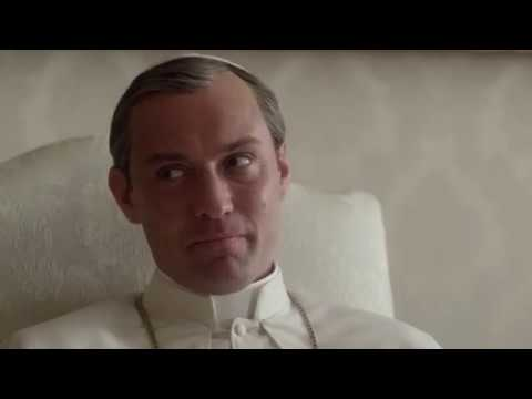 """Cardinal Ozolins in """"The Young Pope"""""""