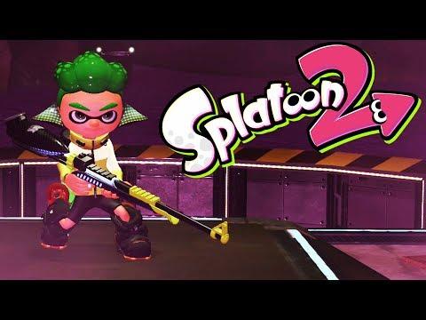 Splatoon 2 - Cephalon HQ - Single-Player (9)