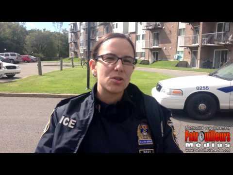 Une a été femme agressée dans le secteur Vanier à Québec