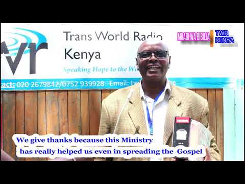 TWR Kenya Bibles Project