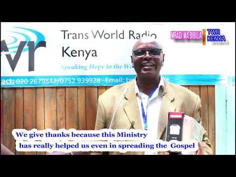 TWR Kenya Bibles Project