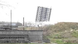 Gedung Ini Berusaha Diledakkan Tapi Masih Berdiri Kokoh