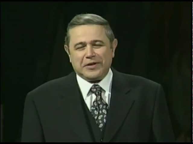 "Е. Петросян — моносценка ""Штучка"" (1999)"