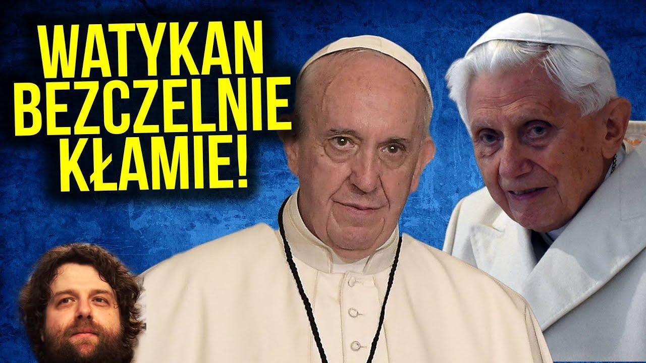 Papież Benedykt XVI Zaatakował Franciszka, a Watykan Oszukuje. że Bronił – Komentator