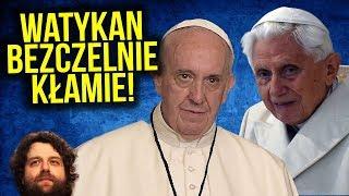 Papież Benedykt XVI Zaatakował Franciszka, a Watykan Oszukuje. że Bronił - Komentator