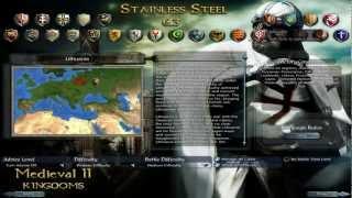 Let's Play Medieval 2 Total War Stainless Steel #0 WAS SOLL ICH NEHMEN !? (German/HD/Bind)