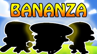 Bloons TD Battles | RANDOM TOWER BANANAZA! (Bloons TD Challenges)