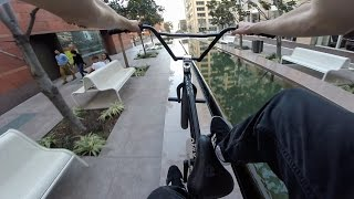 GoPro BMX Bike Riding in LA