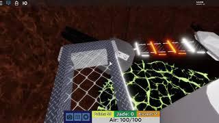 Roblox Deluge Karte Test - Schlittentunnel [Wahnsinn] [OHNE VIETNAMESE VOICE]