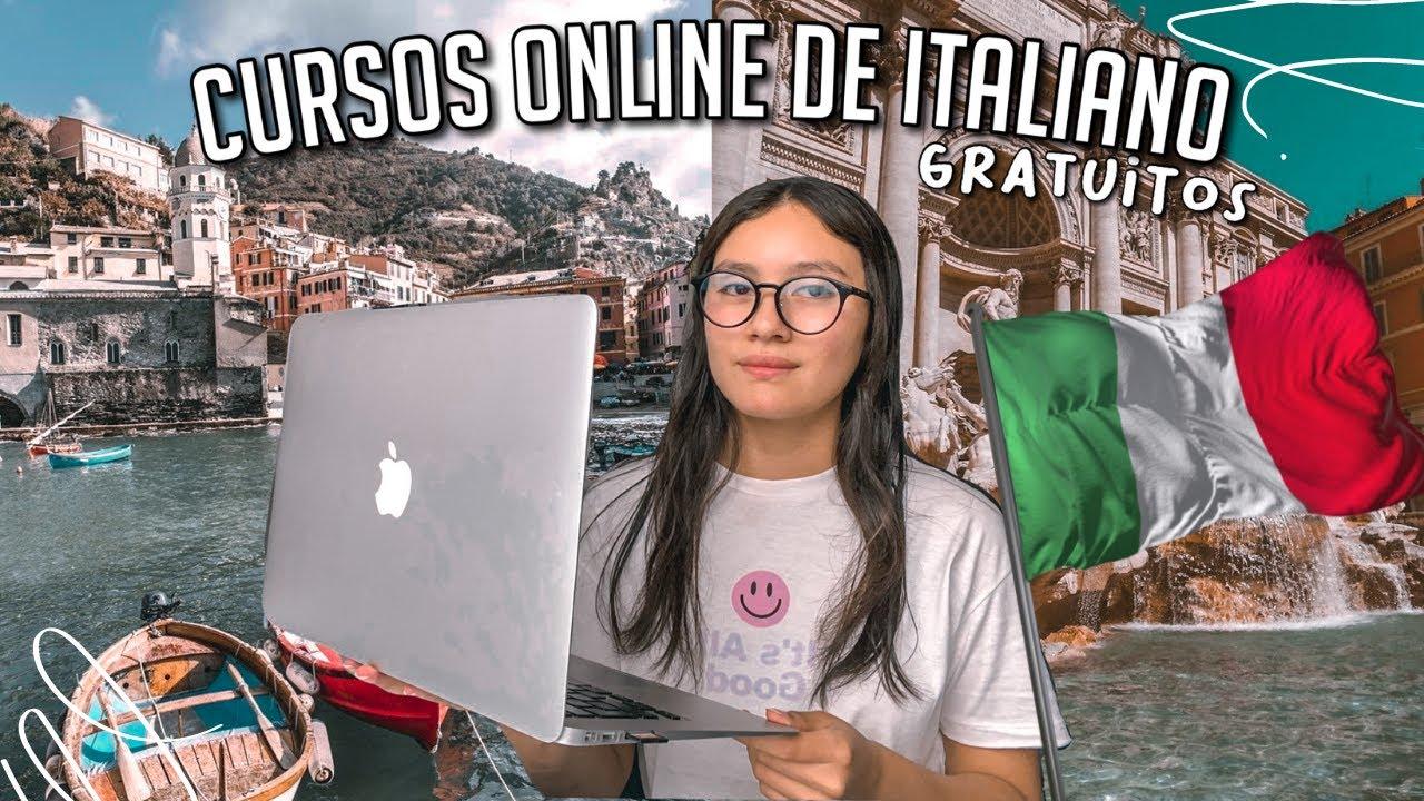4 Cursos Online Gratuitos Para Aprender Italiano Youtube