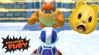 CAT BOOM BOOM BOSS!!   Bowser's Fury [Super Mario 3D World]