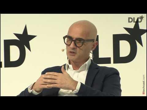 Investor's Talk I (Ali Parsa, Cristina Stenbeck) I DLD17