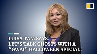 Luisa Tam on Cantonese: let's talk ghosts with a