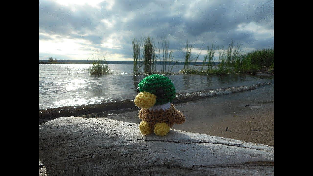 Amigurumi Duck Tutorial : Amigurumi crochet duck mallard tutorial youtube