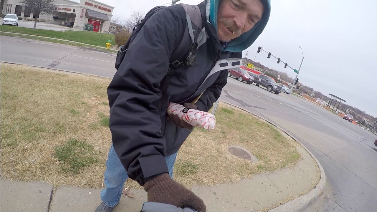 random acts of kindness helping homeless people Even as they work to the point of exhaustion, social media posts show firefighter's small acts of kindness, including leaving food and water for stranded house pets and farm animals.