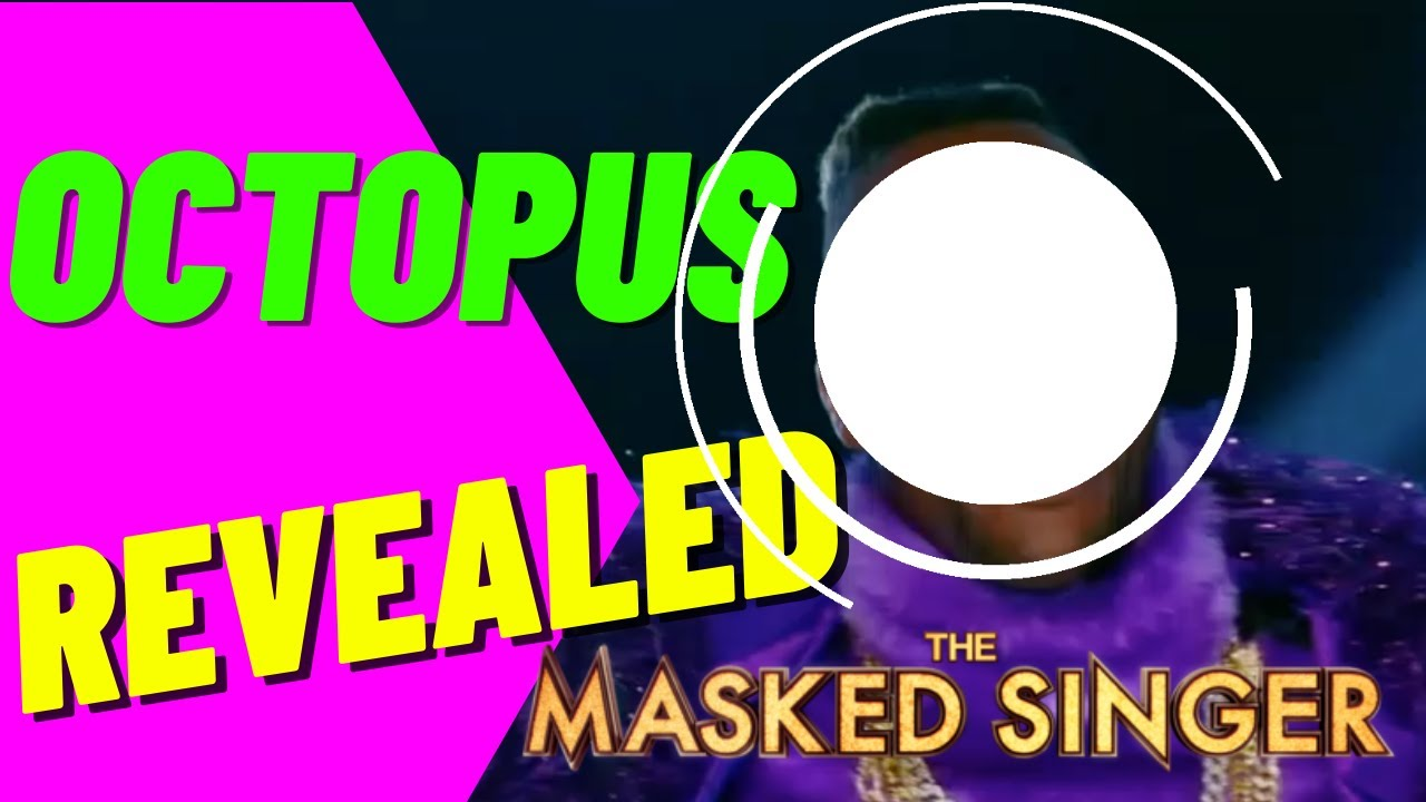'The Masked Singer' Premiere Reveals the Identity of the Octopus ...