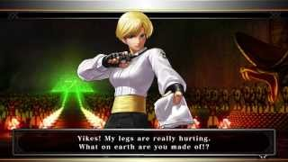 The King of Fighters XIII Gameplay [ PC HD ]