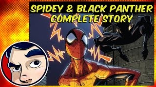 spiderman meets black panther spidey complete story