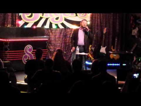 Eric J Stand Up Comedy At Singers Karaoke Club In Syracuse NY #2