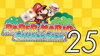Let's Play Paper Mario: Sticker Star [25] 4-2 Ice Flow