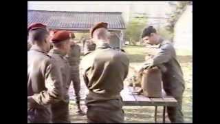 Pau ETAP - Présentation école troupes aéroportées - TAP - Parachutisme Militaire -