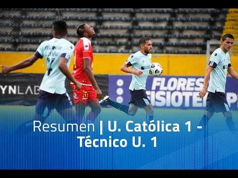 U. Catolica Tecnico U. Goals And Highlights