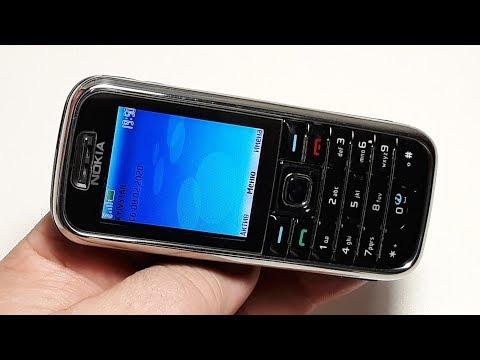 Nokia 6233 . Retro Telefon aus Deutschland. Retro phone. Капсула времени
