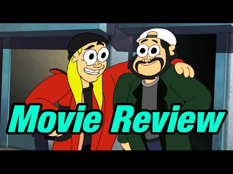 Jay and Silent Bob's Super Groovy Cartoon Movie - Movie Review