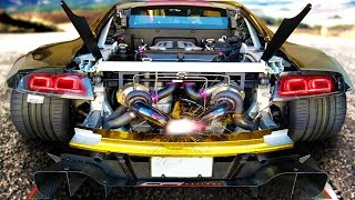 Insanely TUNED CARS You've NEVER SEEN [TURBO Edition]