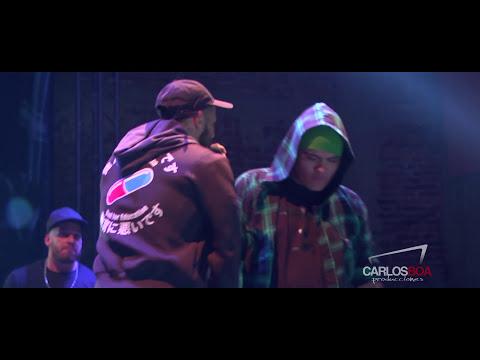 ULTIMATUM ROUND 4 Hadrian Vs Aczino BATALLA FINAL 4X4 (OFICIAL)