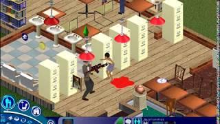 The Sims 1 School failure