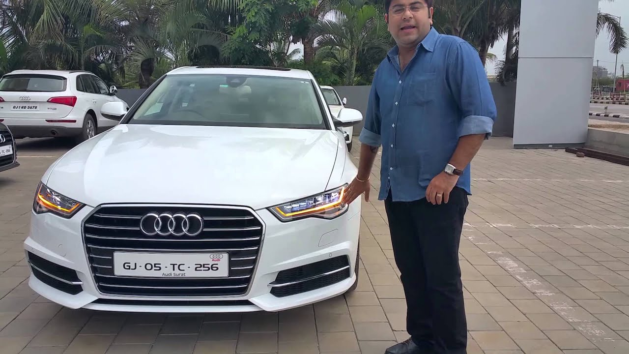 NEW AUDI A6 MATRIX INDIA PART 1  YouTube
