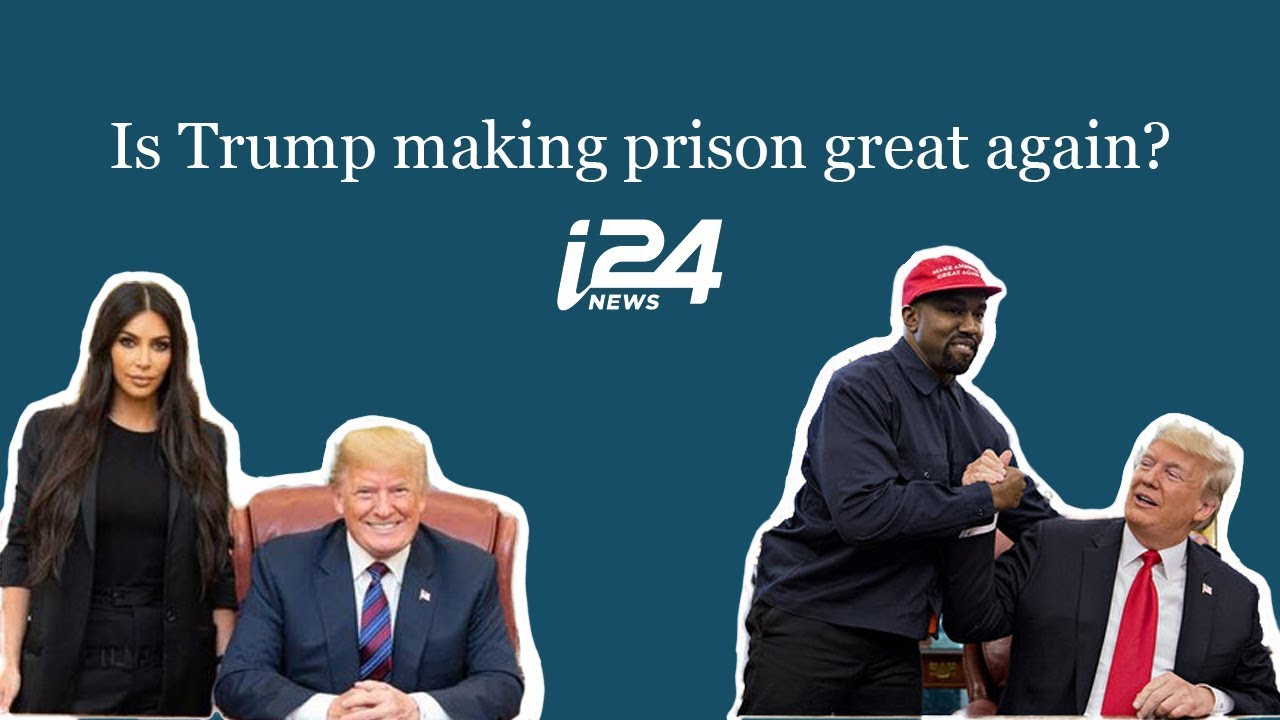 i24 News: Is Trump making prison great again?