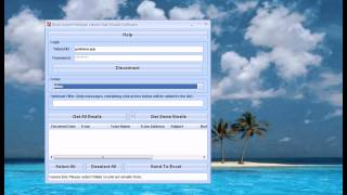 How To Use Excel Import Multiple Yahoo! Mail Emails Software