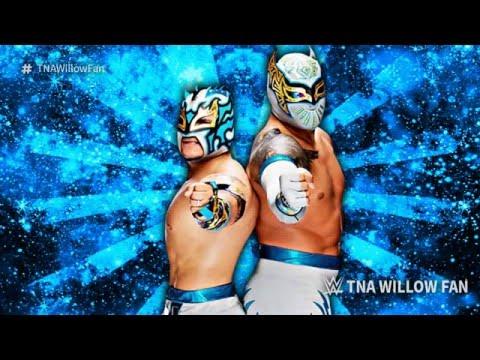 WWE Lucha Dragons 3rd Theme Song