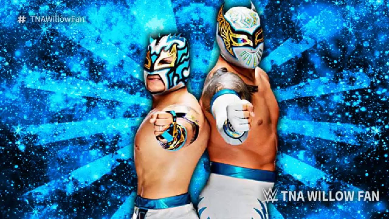 Lucha Libre Youtube Wwe Lucha Dragons 3rd Theme Song
