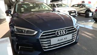 NEW 2019 Audi A5 Coupe - Exterior & Interior