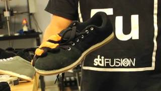 Skate Shoes Get Baked! Metro Does Fusion Pt. 2