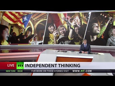 Catalonia pro-independence parties secure absolute majority in parliament