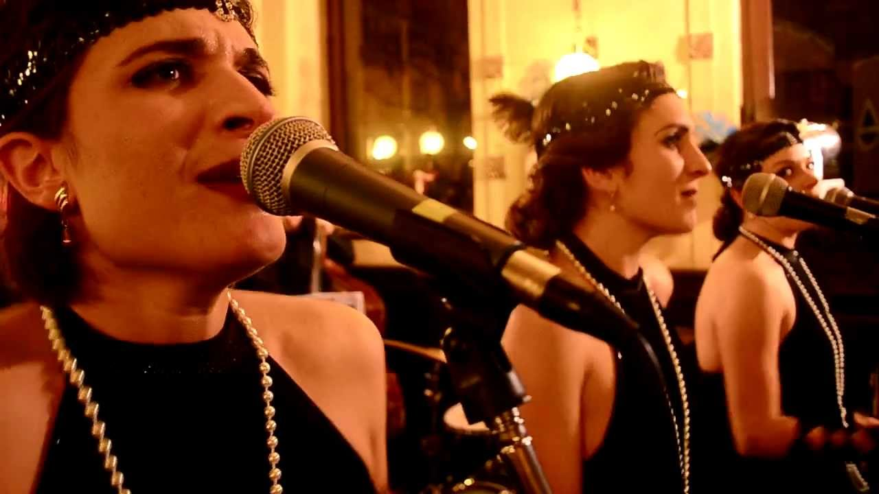 Les Babettes - El can de Trieste (by Lelio Luttazzi) - YouTube