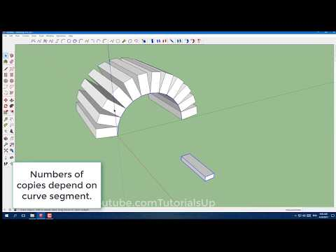 How to Use CLF Component Stringer in Sketchup