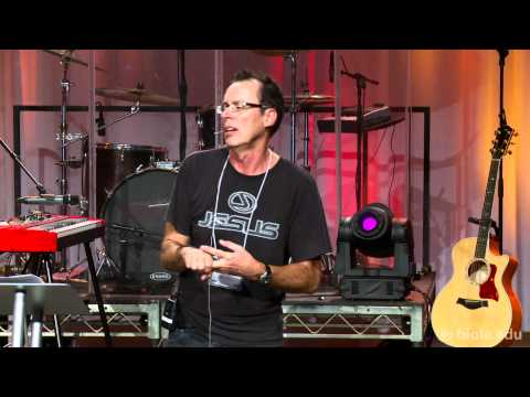 Mark Parker: Jesus is Lord - Missions Conference 2011
