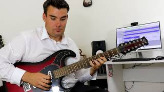 I'll Never Find Another You - The Seekers Guitar Cover by Steve Reynolds