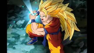 Goku SSJ3 Power Up Theme Remix