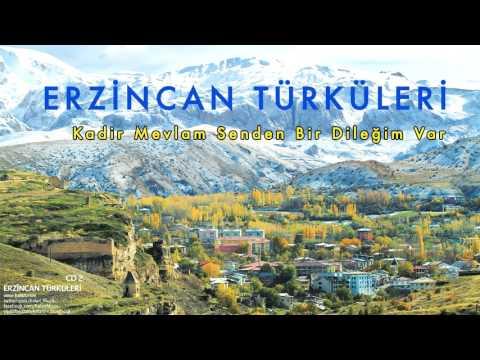 Nuray Hafiftaş - Kadir Mevlam Senden Bir Dileğim Var [ Erzincan Türküleri © 2010 Kalan Müzik ]