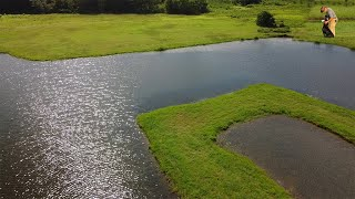 How to use a pond correctly with Bill Hillmann  Part 2