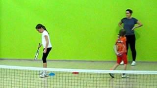 Теннис - специальная программа обучения большому теннису для детей - Теннис 10Ts в Green City