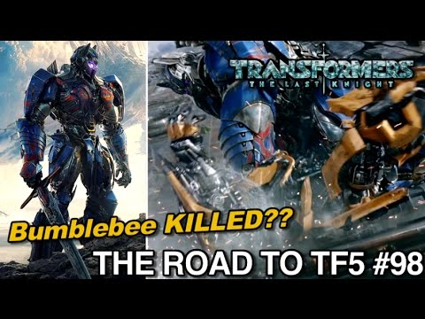 Bumblebee MURDERED by Evil Optimus Prime??? - [THE ROAD TO TF5 #98]