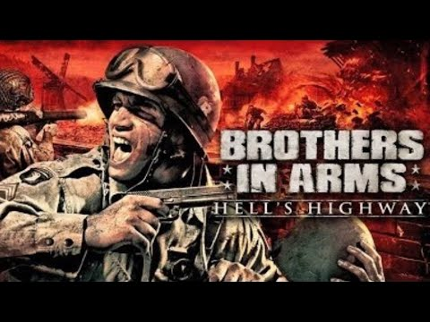 brothers in arms hell's highway on veteran it's already hard |